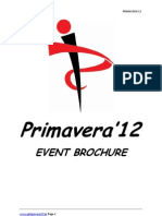 Event Guide Primavera 12