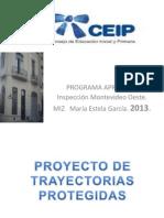 Proyecto TRAYECTORIAS PROTEGIDAS