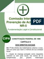 CIPA - FUNDAMENTA+âÔÇí+âãÆO LEGAL E CONSTITUCIONAL