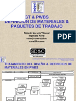 GT & PWBS_definicion de Materiales