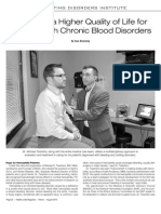 August Bleeding & Clotting Disorders Institute2