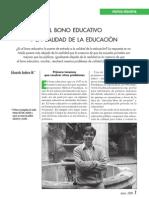 Num 154 El Bono Educativo y (1)