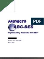 Plan de Empresa ABC-Des para K-Des
