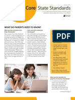 common core brief parents parents