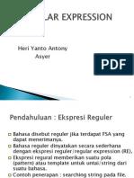 Presentasi RE (Aotomata)