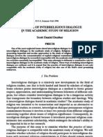 The Palce of de Dialogue in the Academics Studies