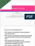 16 Parasitologi Dr.tuti