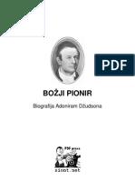 Judson Boziji Pionir