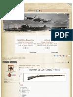 Historia de Los Fusiles (1200 - 1935)