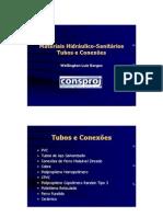 Material Hidráulico-Sanatários - Tubos e Conexões