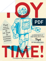 Toy Time! by Christopher Byrne - Excerpt