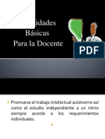 Habilidades Docentes Completo