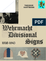 56768638 Wehrmacht Divisional Signs 1938 1945 Almark