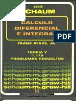 Calculo Serie Schaum