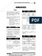 Dean Riano - Civil Procedure (Part 3)