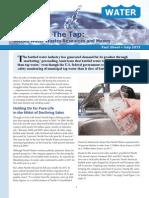 Take Back the Tap Factsheet