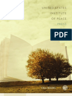 USIP Press Fall 2013 Catalog