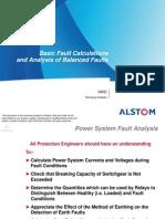 2 Basic Fault Calculation&Analysis of Balanced Fault