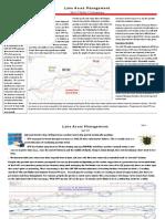 Lane Asset Management Stock Market  Commentary for August 2013