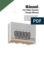 Hot Water Design Manual Rev C