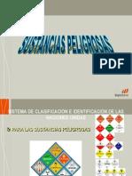 Capacitación SUSTANCIAS PELIGROSAS-01.08.12