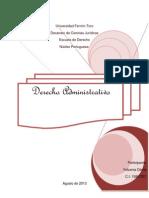 Informe definicion Derecho Adminsitrativo.docx