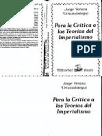 Veraza_1987_Para la Crítica a las Teorías del Imperialismo