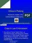WSURCPI Ethics Fundamentals