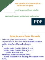 Lab04 - Problema produtor-consumidor - Threads em Java - Seção Crítica