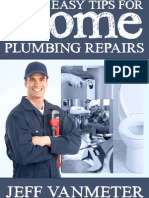 Easy Tips for Home Plumbing Repairs by Clearly Plumbing