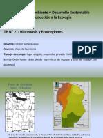 TP2. Quinteros, M. Int. Ecolog.