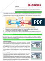 Dx Heat Pump Fact Sheet