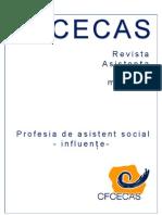 Revista de Asistenta Sociala-cfcecas Martie 2013