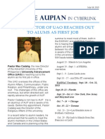 The AUPian July 18, 2013