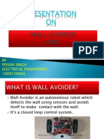 Wall Avoider