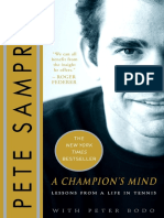 A Champion's Mind, by Pete Sampras - Excerpt