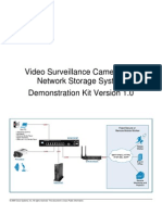 IP Video Surv With Net Store Demo Kit