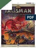 Talisman Règles