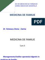 Med Fam 6 m g Curs 5 PDF