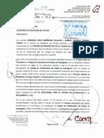 10 Impugnación e Inconformidad a Resolutivo de Consejo de Profesionistas del Estado de Guanajuato.