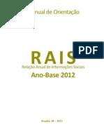 Manual Rais 2012