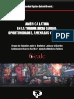 Morales Ruvalcaba y Lara (2013) Potencias regionales latinoamericanas frente al G7, G20 y BRICS
