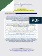 Plan de Negocios CMG (Ejemplo)