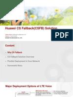 Huawei CS Fallback(CSFB) Solution vTraining.pdf