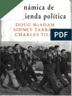Doug Mc Adam y otros_Dinámica de la contienda política_cap 1