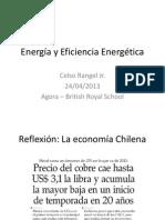 Energia y Eficiencia Energética