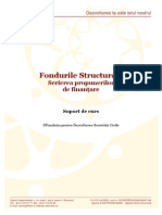 FDSC Suport Curs Fondurile Structurale WV