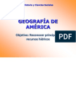 GEOGRAFÍA DE AMERICA