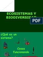 Ecosistemas y Biodiversidad