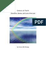 Colors of Faith eBook